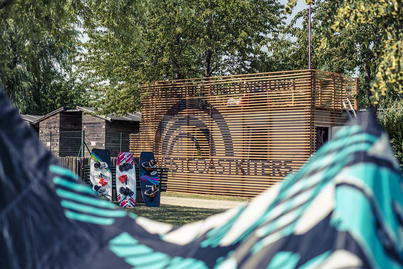 Westcoastkiters Materialverleih