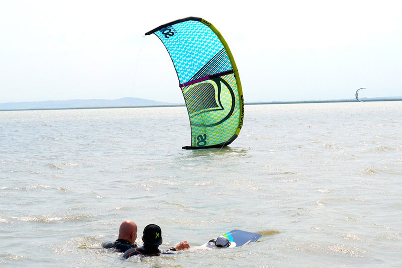 Westcoastkiters Cable2Kite