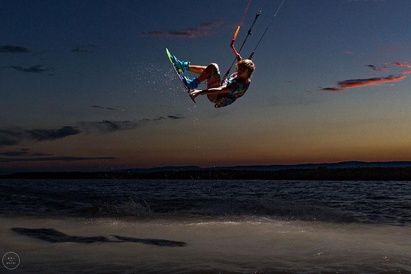 Westcoastkiters Kitesurfen